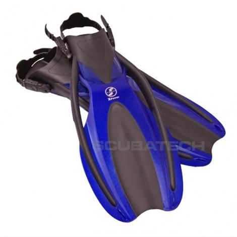 Płetwy XPower, niebieskie