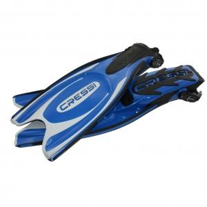Płetwy gumowe FROG PLUS Niebieskie