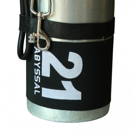 Opaska gumowa na butle MOD 21.