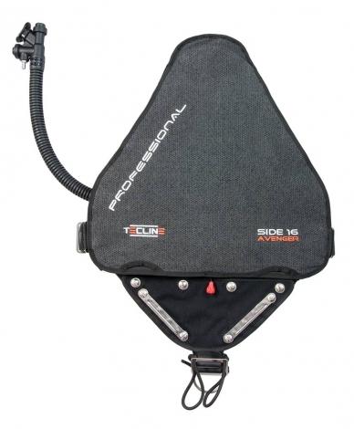 Side Mount BCD SIDE 16 Avenger Professional (kewlar) - wyporność 16 kg