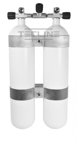 Zestaw 2 x 7L, 140 mm, 300 bar