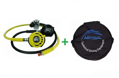 Automat oddechowy ATX40/DS4 z OCTO ATX40 + TORBA