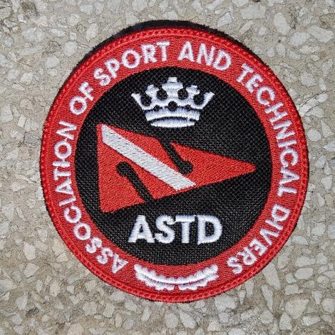 Naszywka klubowa ASTD