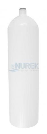 Butla 12 L 171 mm 232 bar concave (płaskie dno), Vitkovice, płaszcz